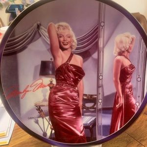 Marilyn Monroe Plates